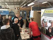 Gewinn-Bau-Messe (BIW Bildungswerk Bau Hessen-Thüringen e.V.) in Erfurt am 10.05.2019