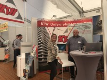 Hollich Sellen Bürgerwindmesse Messestand