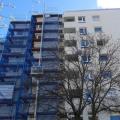 Fassade Gerüst KTW Banner (Uhlandstr. 103, Wilhelmsaue 21-23, Berlinerstr. 138)