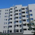Fassade komplett fertig (Uhlandstr. 103, Wilhelmsaue 21-23, Berlinerstr. 138)