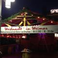 Weihnacht' in Weimar - Werbung