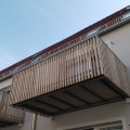 Wedel, Sanierung Wohnsiedlung - Balkons