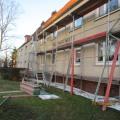 Wedel, Sanierung Wohnsiedlung (vorher)
