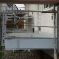 Sanierung 6 Eigentumswohnungen Büttelborn (Balkonplatte und Stirnseite fertig beschichtet mit neuem Abtropfprofil)