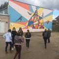 Turnhalle Feininger Gymnasium nachher