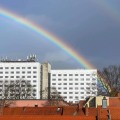 Einweihung Wohnanlage Jakobsplan 1, Weimar 12.04.2021